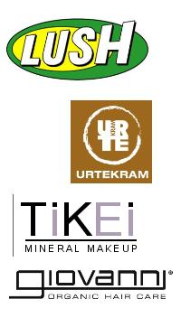 Bilde av forskjellige logoer fra produsentene som nevnes.