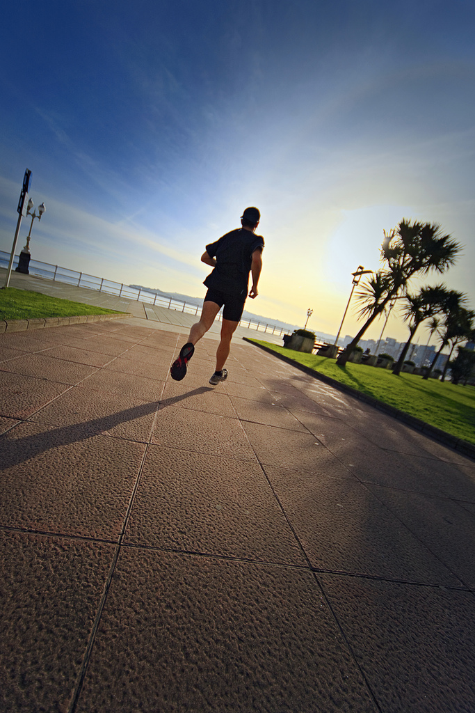 Løping. Foto.