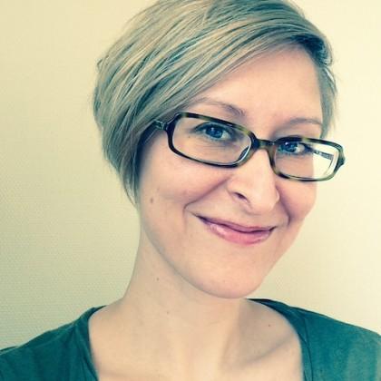 Linda K. Mathisen, nestleder Norsk vegansamfunn. Foto.