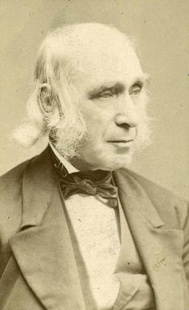 Amos Bronson Alcott. Foto.