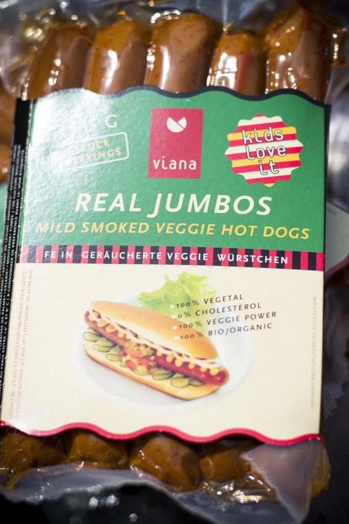 Real jumbos. Foto.