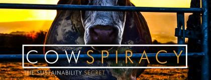 Dokumentaren Cowspiracy: The Sustainability Secret tar opp husdyrproduksjonens påvirkning på klimaet.