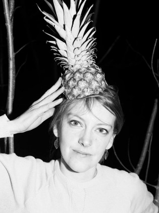 Ragnhild Hoff. Foto.