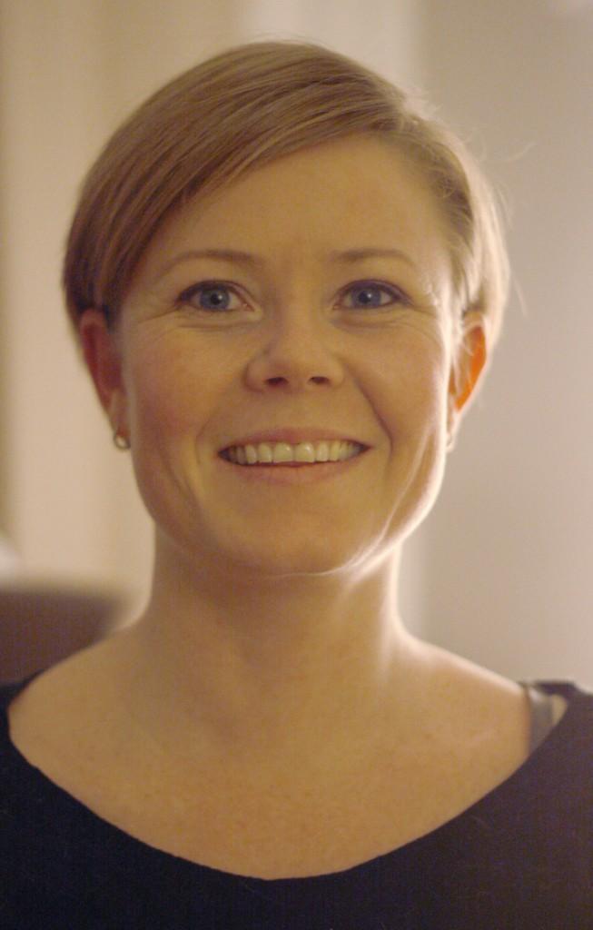 Anette Næss Elsås. Foto.