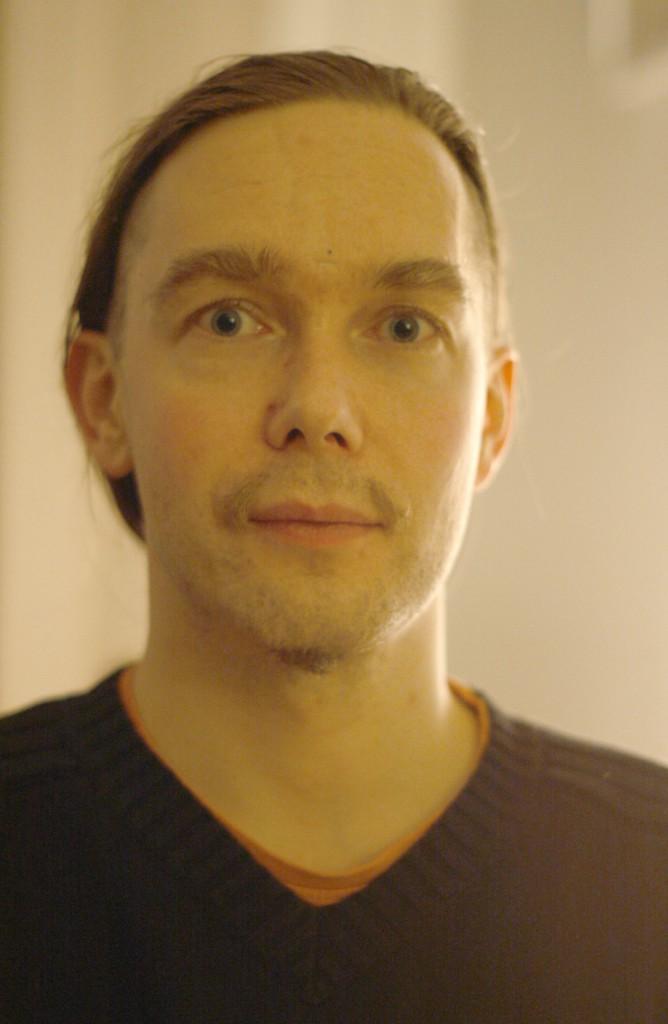 Arild Tornes. Foto.