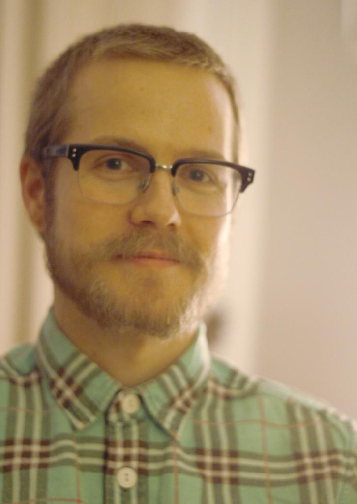 Jonas Jørgensen. Foto.