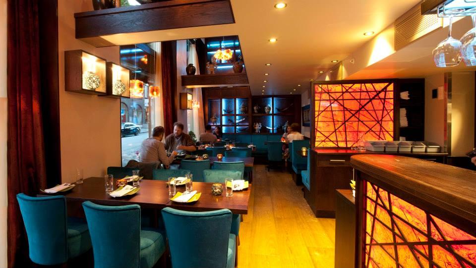 Restaurant Soya Bergen