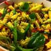Veganmannen pastasalat