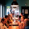 Restaurant. Foto.