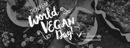 world vegan day trondheim